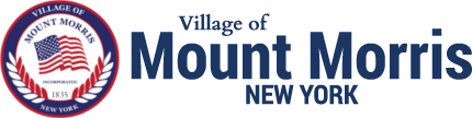 Official Website of the Village of Mount Morris, NY