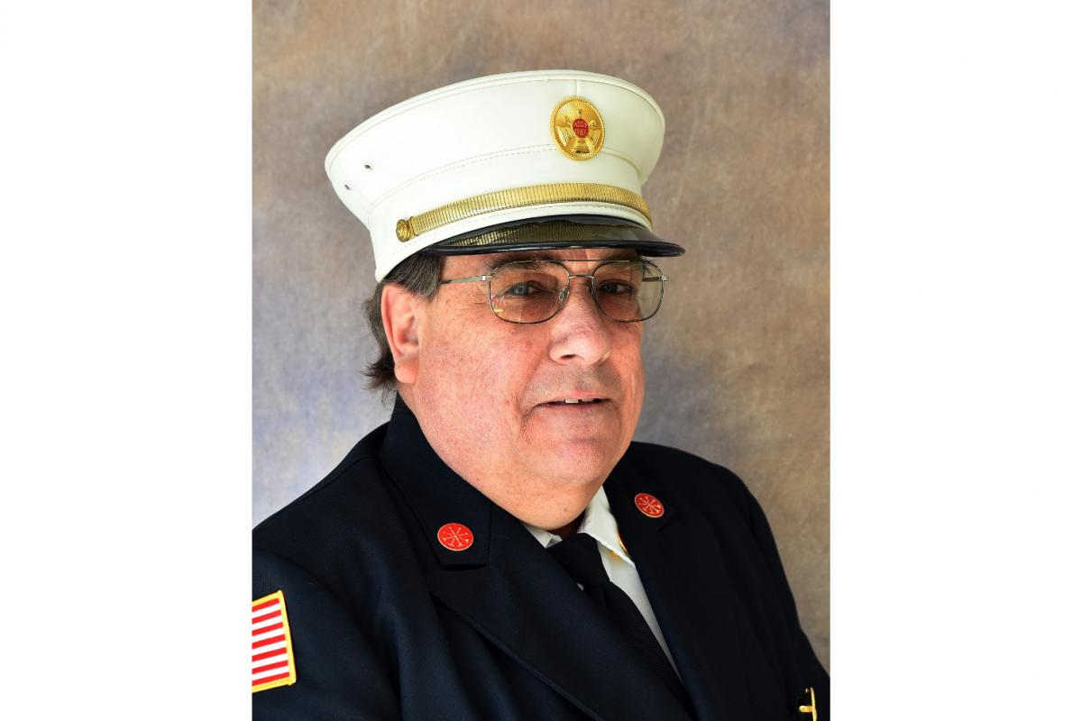 Fire Chief (Ken Reymer)