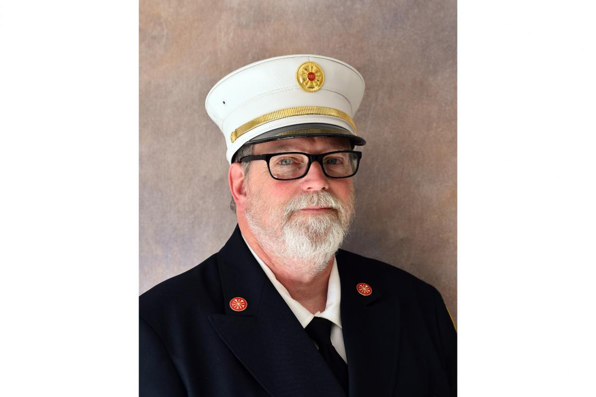 Fire Chief (Dana Regatuso)